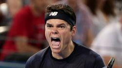 Raonic bat Federer en finale du tournoi de Brisbane