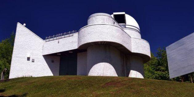 L'observatoire du Cégep de Trois-Rivières fermé pour l'été, faute de