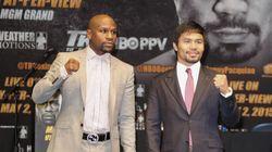 Pacquiao-Mayweather: quand la boxe (re)fait son