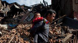 Près d'un million d'enfants touchés par le séisme au