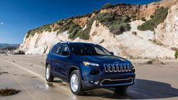 Jeep Cherokee Trailhawk: utilitaire et