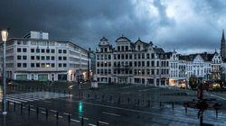 Bruxelles, ville fantôme