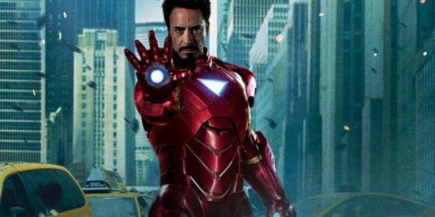 Les gants d'Iron Man ne sont plus un rêve