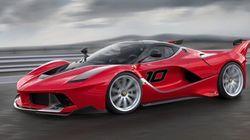 Six voitures spectaculaires qu'on ne peut conduire sur la route