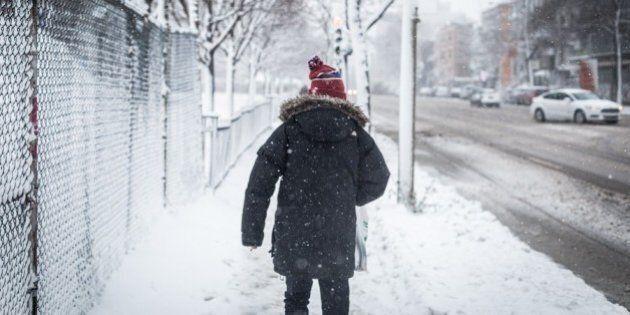 Importantes chutes de neige puis de pluie : prudence sur les