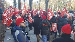 Secteur public: grève des professionnels dès