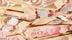 L'économie canadienne connaît sa meilleure croissance en deux