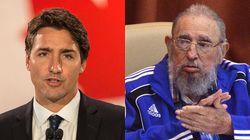 Fidel Castro, Justin Trudeau et la liberté