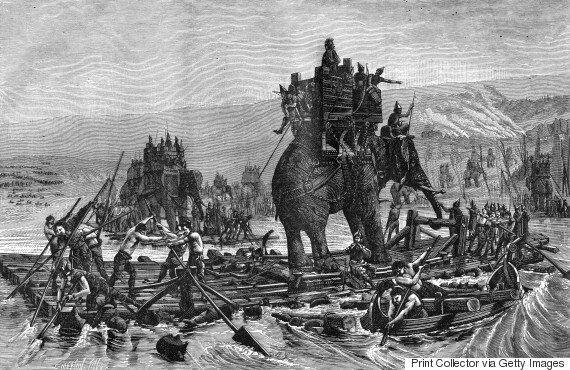 Le mystère de la traversée des Alpes par Hannibal levé grâce à du crottin de