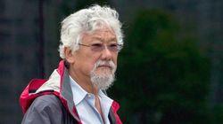David Suzuki compare la lutte aux changements climatiques à l'abolition de