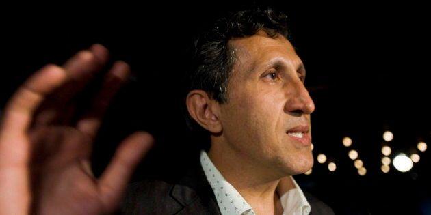 Le député Amir Khadir se porte à la défense du militant étudiant Hamza