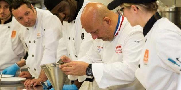 La cuisine, un métier d'artisan selon le chef étoilé Frédéric