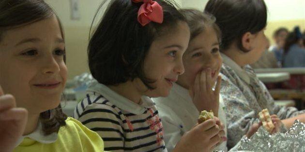 Visite inédite d'une école juive