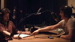 Deux humoristes se moquent de la radio de Québec