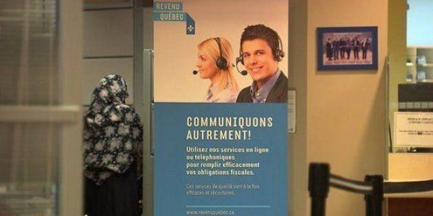 Revenu Québec veut moins de clients à ses