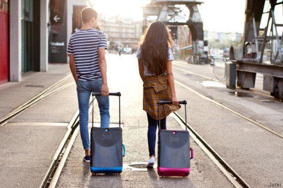 Les accros du rangement vont adorer cette valise de