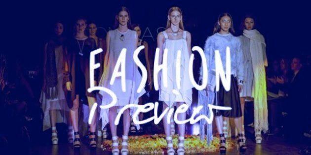 La Fashion Preview est-elle en train de se substituer à l'ex-semaine de mode de