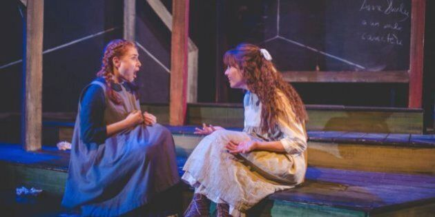 « Anne... la maison aux pignons verts » au théâtre pour la première