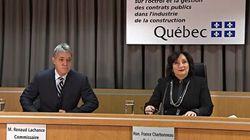 Désaccord entre le commissaire Lachance et France Charbonneau