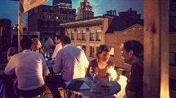 10 des plus belles terrasses où prendre l'apéro à