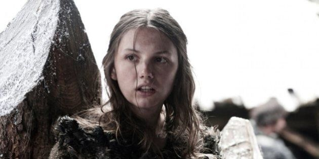«Game of Thrones»: Gilly (alias Vère) a eu droit à un sacré relooking - ATTENTION