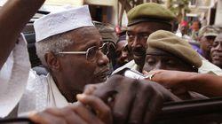 L'ex-président tchadien Habré condamné à la prison à
