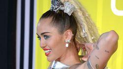 Miley Cyrus choque Chicago avec un faux sexe