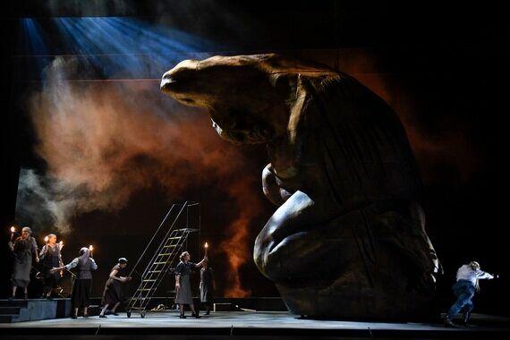 «Elektra» de Richard Strauss, une mise en scène monumentale et une distribution
