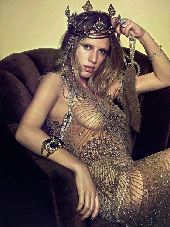 Dylan Penn, la fille de Sean Penn, est magnifique pour le Vogue Brésil