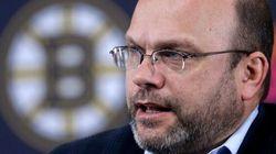 Peter Chiarelli a été nommé président opération hockey des