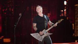 Metallica: les deux spectacles à Québec déjà