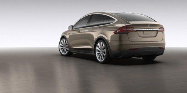 Tesla dévoile plus d'informations sur le Model X