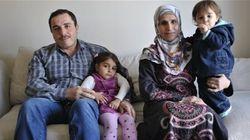Des réfugiés syriens refont leur vie à