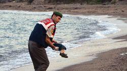 Naufrage de migrants en Turquie : les réseaux sociaux émus