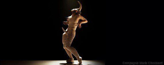 Marie Chouinard dans le cadre de Danse Danse: du grand