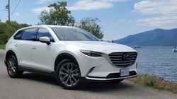 Mazda CX-9 2016 : une petite pointe de luxe
