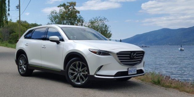 Premier contact Mazda CX-9 2016: une petite pointe de luxe