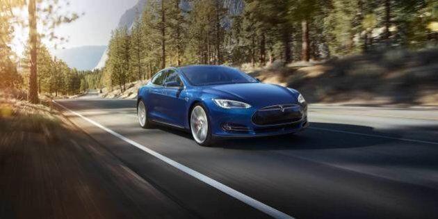 Un nouveau record de vente pour Tesla en