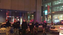 Au moins 3 personnes auraient été poignardées au métro