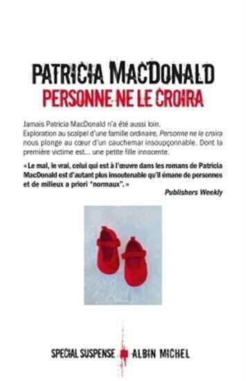 Patricia MacDonald: la grand-mère qui écrivait au