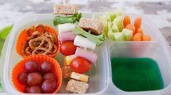 13 idées repas pour la boîte à lunch des