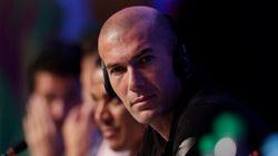 Zinédine Zidane devient entraîneur du Real
