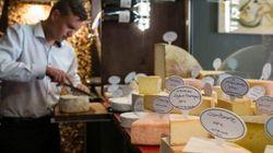 Le paradis des fromages québécois est au restaurant Europea
