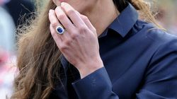 Kate Middleton interdit la vente de la réplique de sa bague de