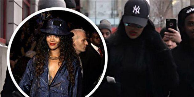 Un «sosie» de Rihanna fait tourner les têtes à