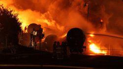 Des collectivités s'élèvent contre le transport ferroviaire de pétrole sur leur