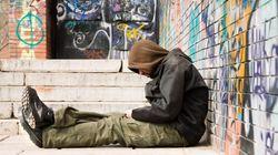 New York: un toit pour les sans-abri sous 0