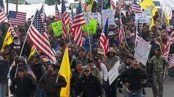 États-Unis: des hommes armés occupent un parc, les réseaux sociaux s'enflamment