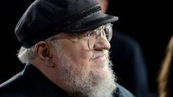 L'auteur de «Game of Thrones» annonce un retard du dernier