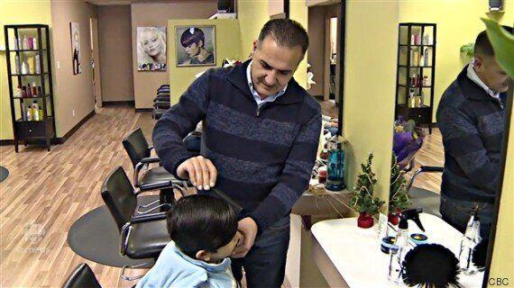 La famille du petit Alan Kurdi ouvre un salon de coiffure au